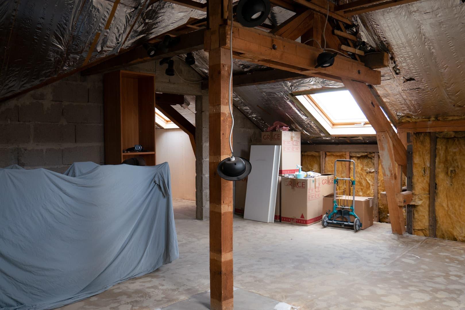 COPLANING S.A. – Innenausbau & Dachausbau für mehr Wohnraum